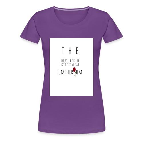 emporium - Women's Premium T-Shirt