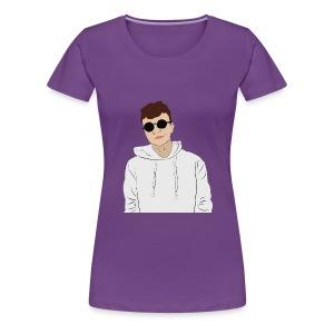 Adam sunglasses - Women's Premium T-Shirt