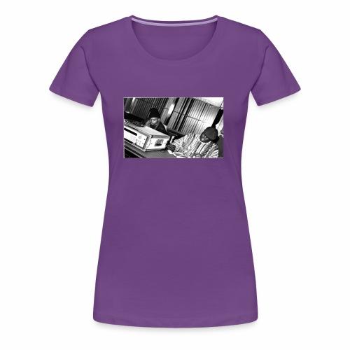 Nas & Big - Women's Premium T-Shirt