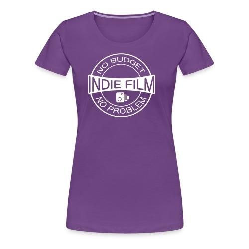 IndieFilm 4 - Women's Premium T-Shirt
