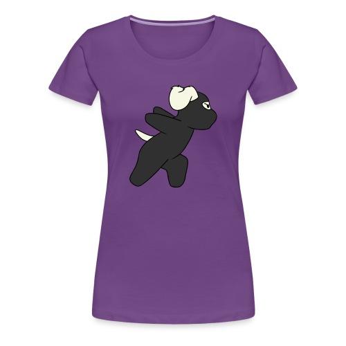 Ninja Run - Women's Premium T-Shirt