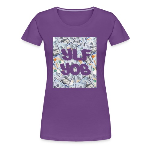 Ylf Yob Money Box - Women's Premium T-Shirt