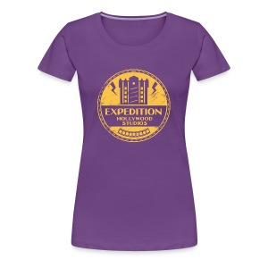 Expedition Hollywood Studios - Women's Premium T-Shirt