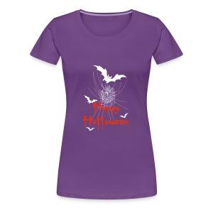 HAPPY HALLOWEEN You will love the way you look in - Women's Premium T-Shirt
