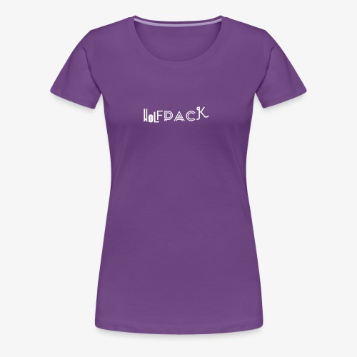 Wolfpack - Women's Premium T-Shirt