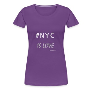 DM Official NYC is Love - Women's Premium T-Shirt