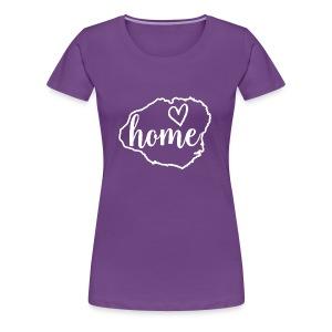 Kauai Home - Women's Premium T-Shirt