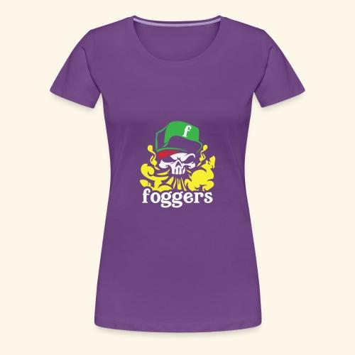 fogger 1 - Women's Premium T-Shirt