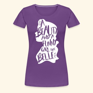 Funny girl - Women's Premium T-Shirt