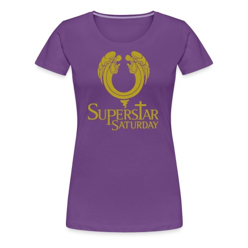 Superstar Saturday - Women's Premium T-Shirt
