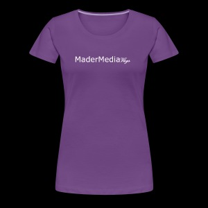 Simple MMV Logo - Women's Premium T-Shirt