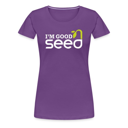 GOOD SEED - Women's Premium T-Shirt