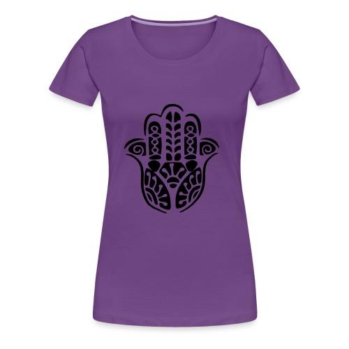 Moroccan Henna Tatto - Women's Premium T-Shirt