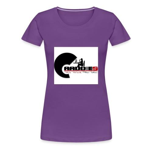 caaddies - Women's Premium T-Shirt