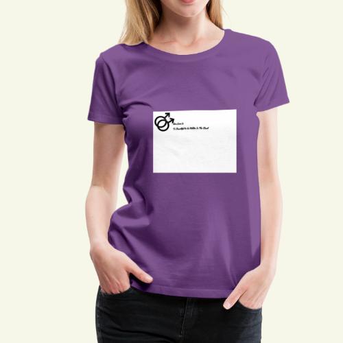 Untitled drawing 1 - Women's Premium T-Shirt