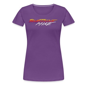 Blastzone Mike - Women's Premium T-Shirt