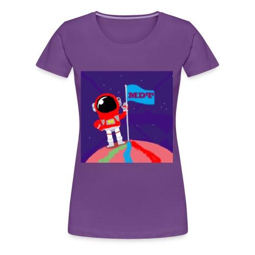 MiX DuDeZz Tv Warehouse - Women's Premium T-Shirt