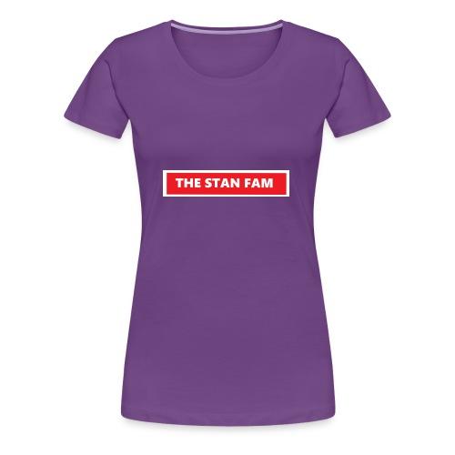 THE STAN FAM - Women's Premium T-Shirt