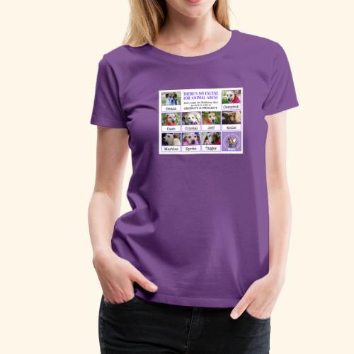 McMurray Nine - Women's Premium T-Shirt