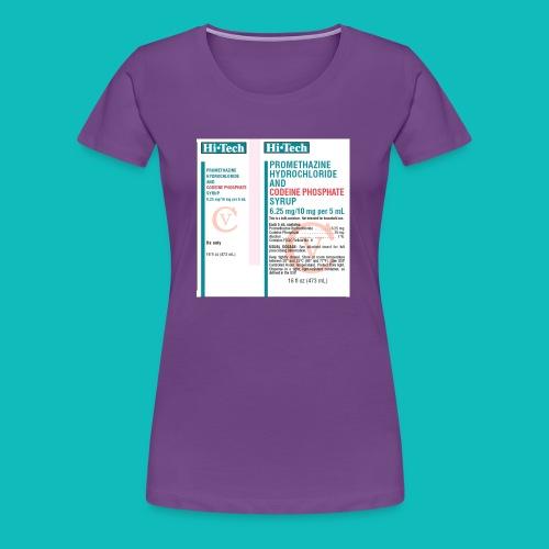 HI-Tech - Women's Premium T-Shirt