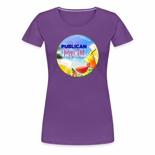 Join the Publican Party - Women's Premium T-Shirt