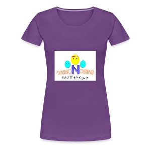 Dimension Design - Women's Premium T-Shirt