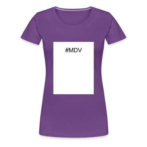 MDV - Women's Premium T-Shirt