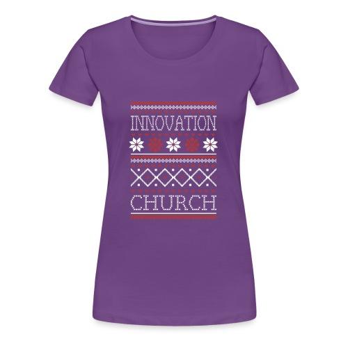 Innovation Christmas - Women's Premium T-Shirt