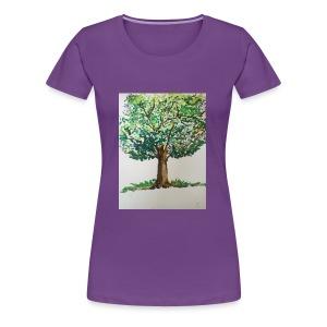 SHADES OF NATURE - Women's Premium T-Shirt