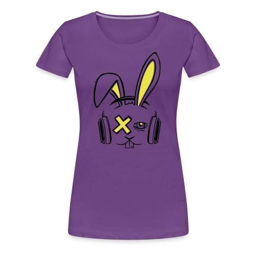 Gray Hare - Women's Premium T-Shirt