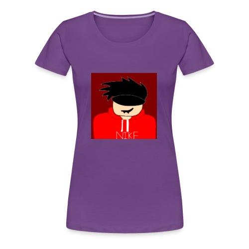 my youtube roblox GFX icon - Women's Premium T-Shirt