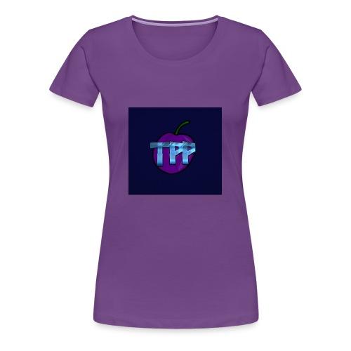 ThePurplePrune - Women's Premium T-Shirt