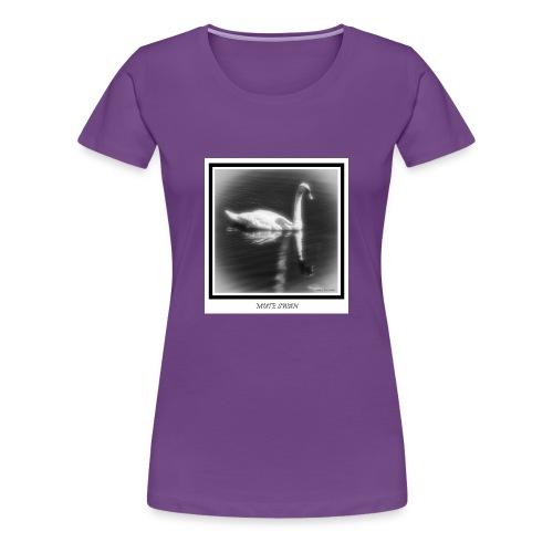 071718 7 BW 3 - Women's Premium T-Shirt