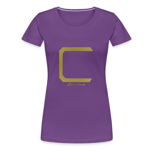 Cyberonic Limited Gold Apparel - Women's Premium T-Shirt