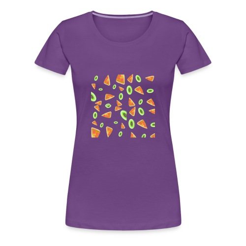 The PizzaCados - Women's Premium T-Shirt