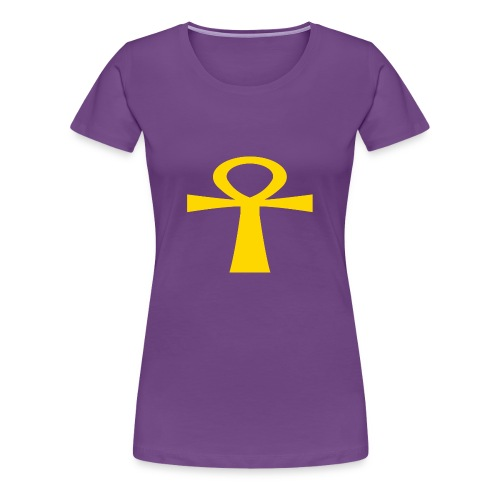 GOLD - Women's Premium T-Shirt