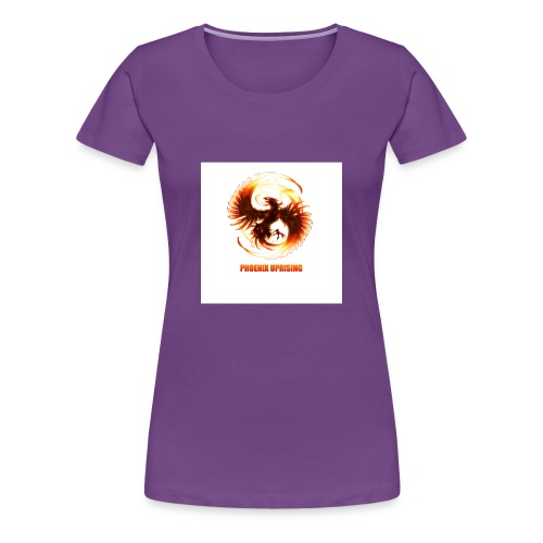 uprising merch - Women's Premium T-Shirt