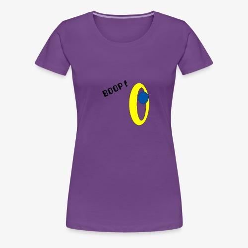 Boop - Women's Premium T-Shirt