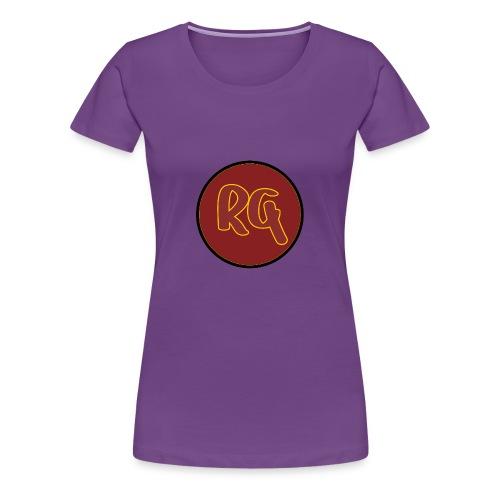 Rooster Gear [ RG ] - Women's Premium T-Shirt