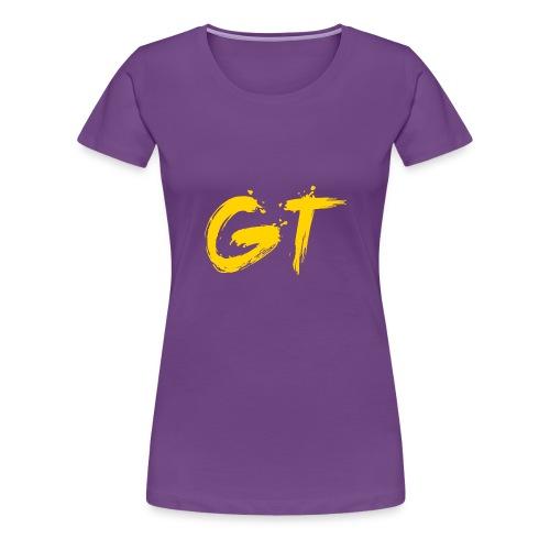 GT PRE- LOGO - Women's Premium T-Shirt