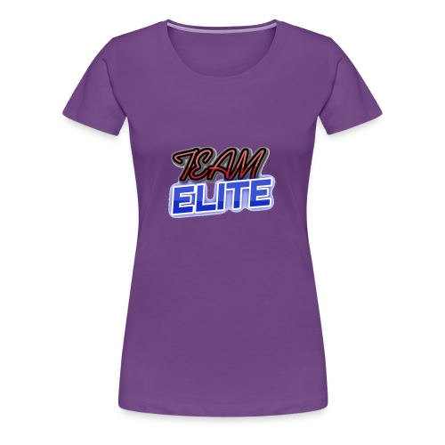 TEAM ELITE 2 - Women's Premium T-Shirt