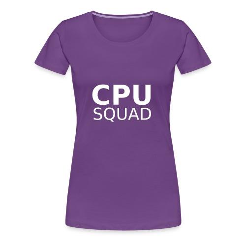 CPUSquad - Women's Premium T-Shirt