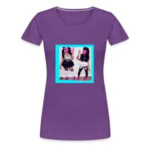 She my main one - Women's Premium T-Shirt