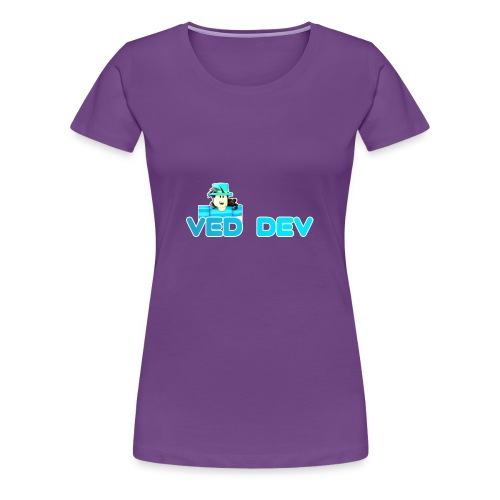 Official Ved Dev - Women's Premium T-Shirt