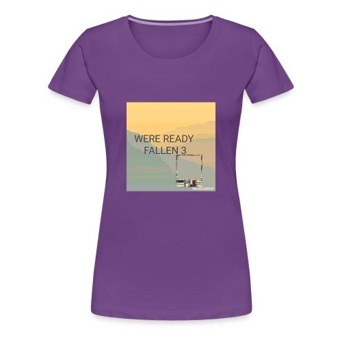 AlbumArt1 532569470668E12 - Women's Premium T-Shirt