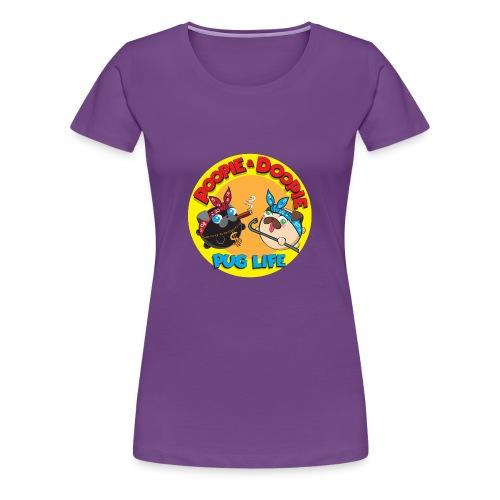 pug life pnd full - Women's Premium T-Shirt