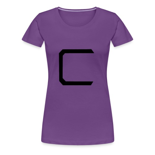 Cyberonic Logo Black - Women's Premium T-Shirt