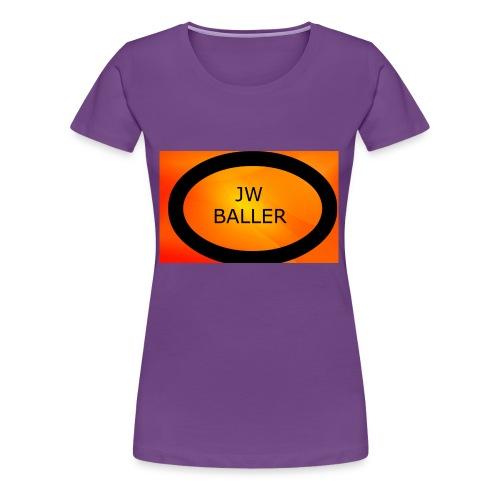 jw baller merch - Women's Premium T-Shirt