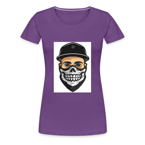 InfernoGangsta - Women's Premium T-Shirt