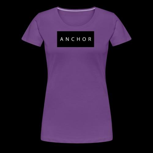 Anchor brand t-shirt - Women's Premium T-Shirt
